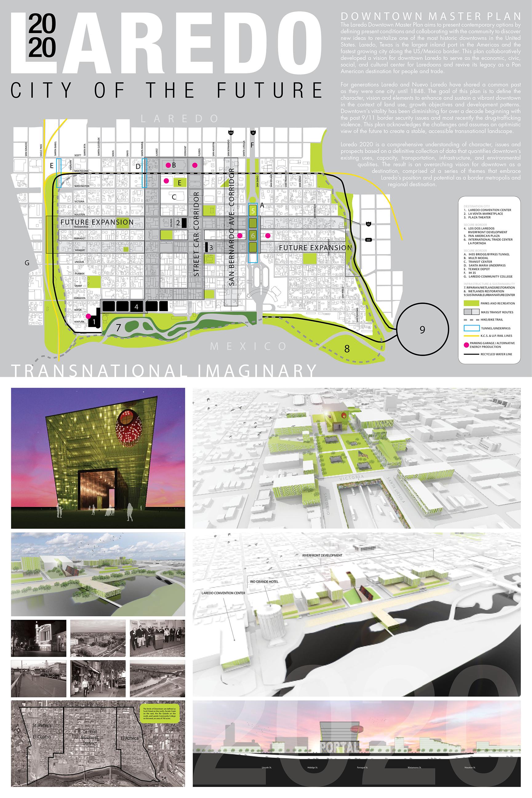 Laredo Master Plan