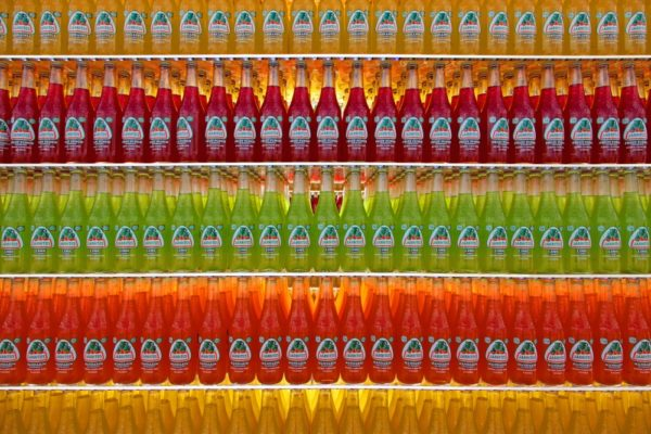 jarritos wall detail