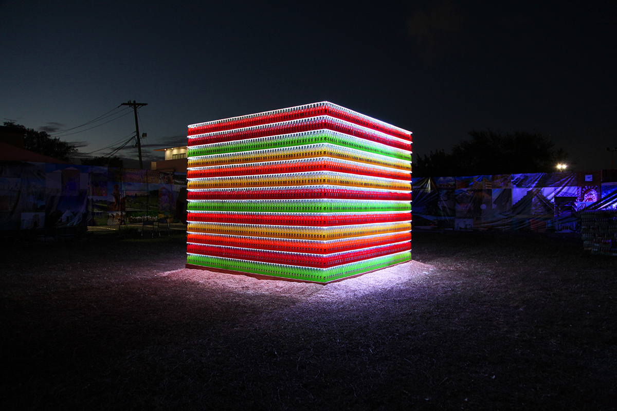 Mestizo City / Design Miami 2012